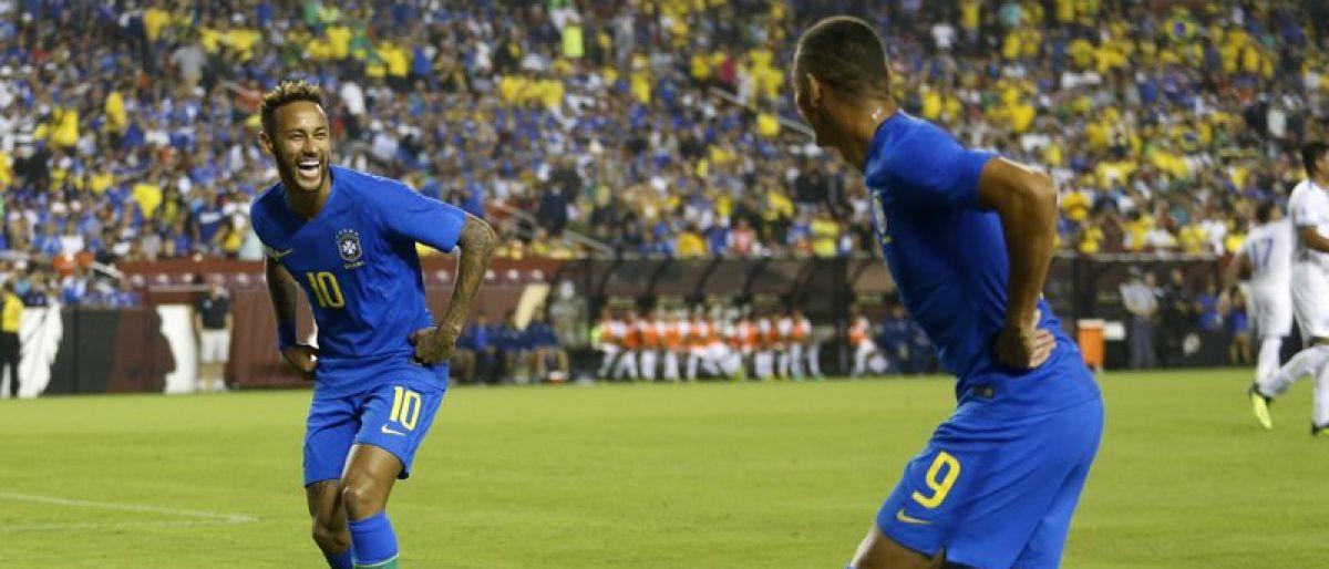Brasil y Uruguay disputarán amistoso en Londres