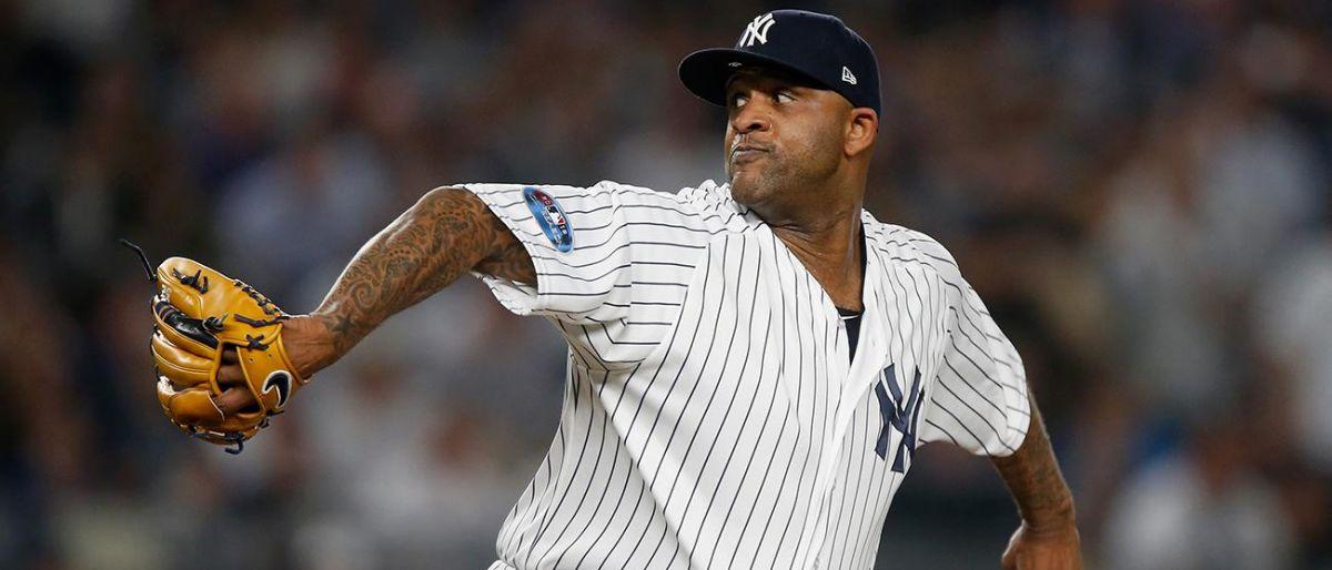 CC Sabathia afirma que el 2019 será su última temporada como lanzador