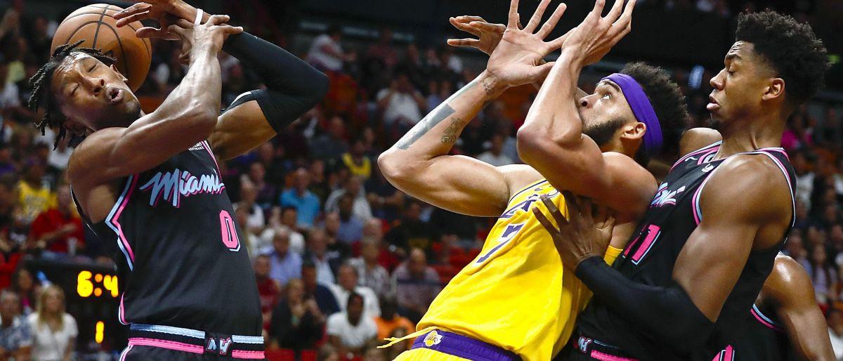 NBA multa a Richardson, del Heat, por lanzar zapato