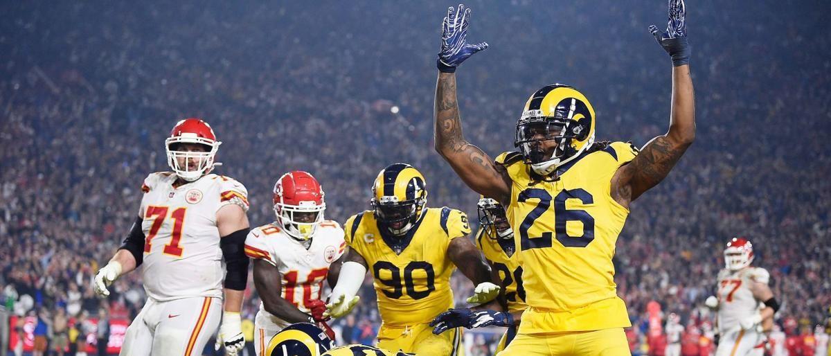 Rams vencen a Chiefs en festín ofensivo que México se perdió