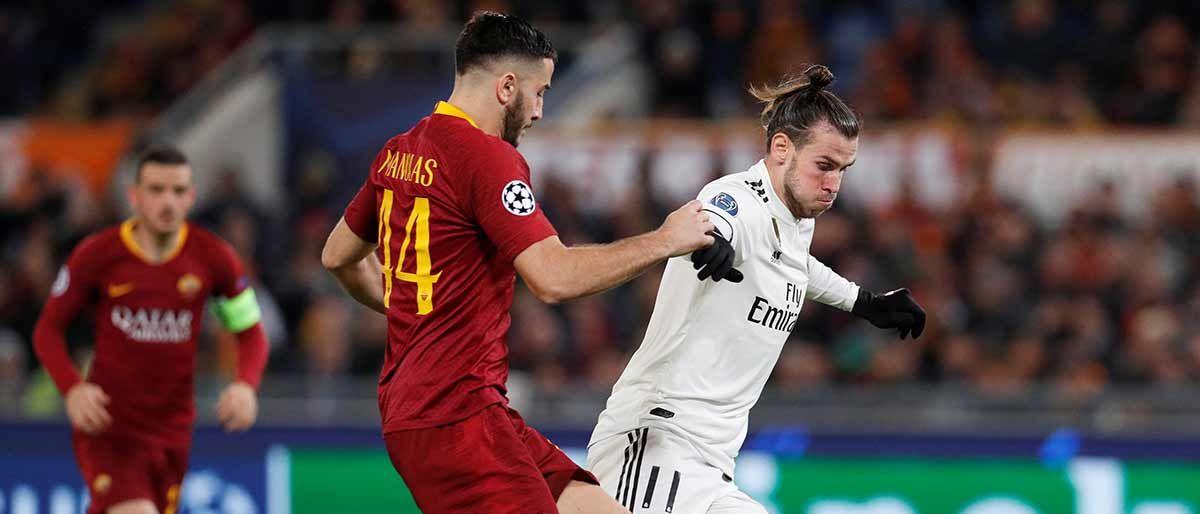 Real Madrid gana su grupo gracias a errores de la Roma