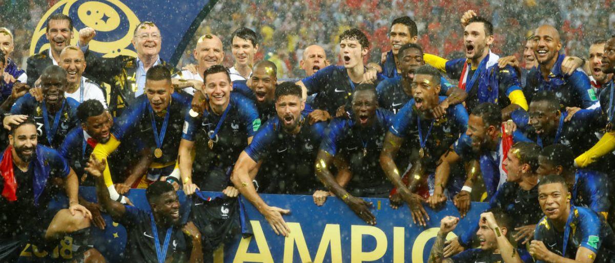 Francia campeona del mundo: no brilla, pero rinde