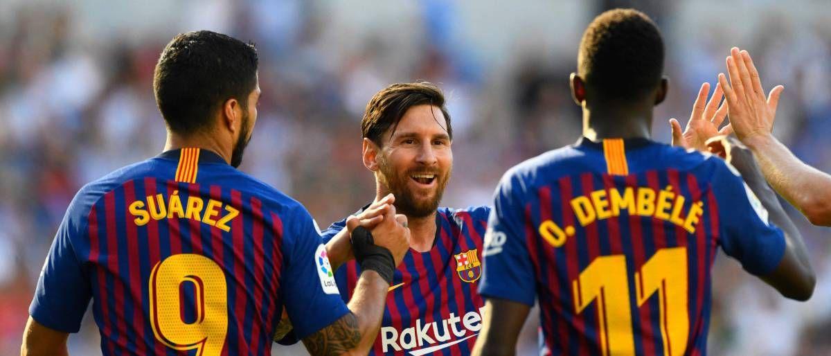La Liga española cancela partido previsto para enero en EEUU