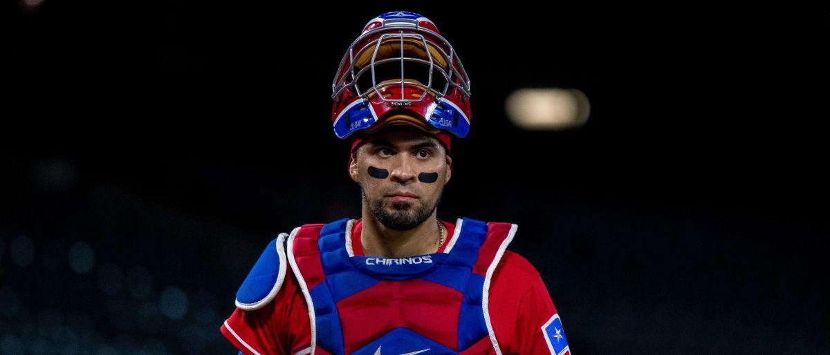 Los Astros acuerdan con Robinson Chirinos por una temporada
