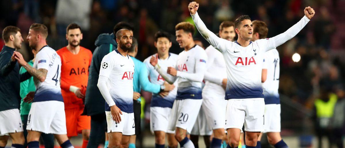 Tottenham, a octavos de