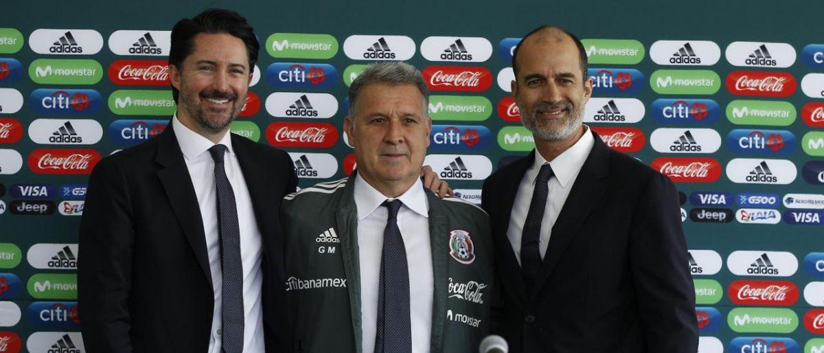Gerardo Martino, nuevo técnico de selección mexicana