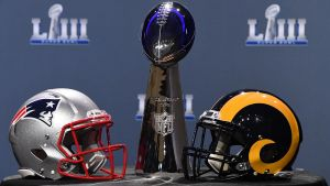 Cinco claves para Super Bowl entre Rams y Patriots