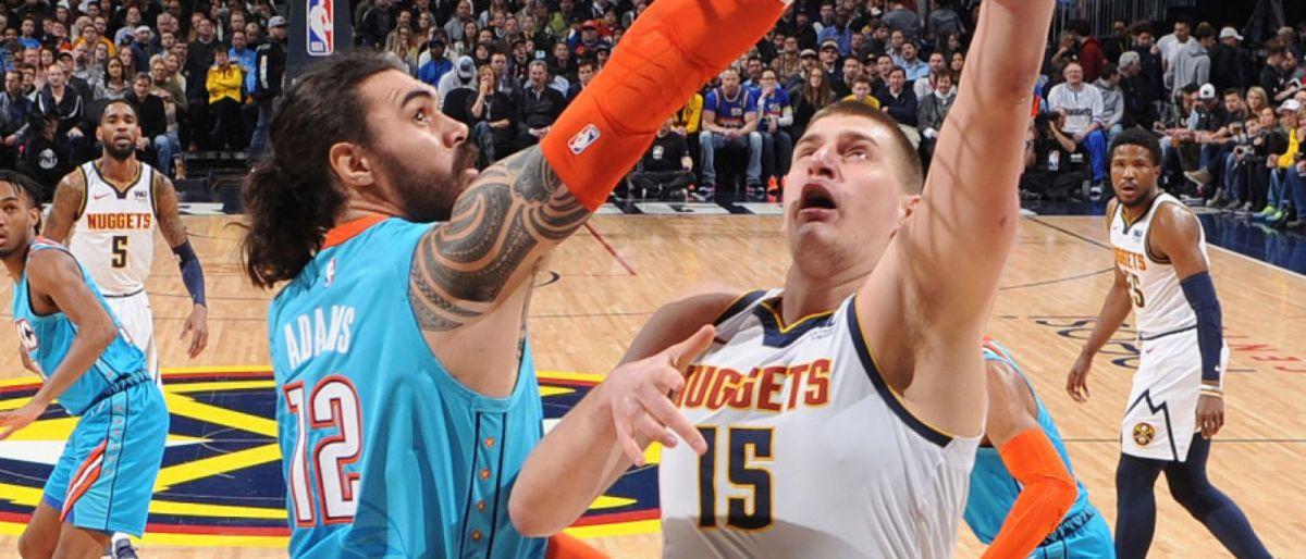 Jokic anota 36 puntos y Denver supera al Thunder 121-112