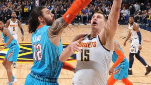 Jokic anota 36 puntos y Denver supera al Thunder 121-112