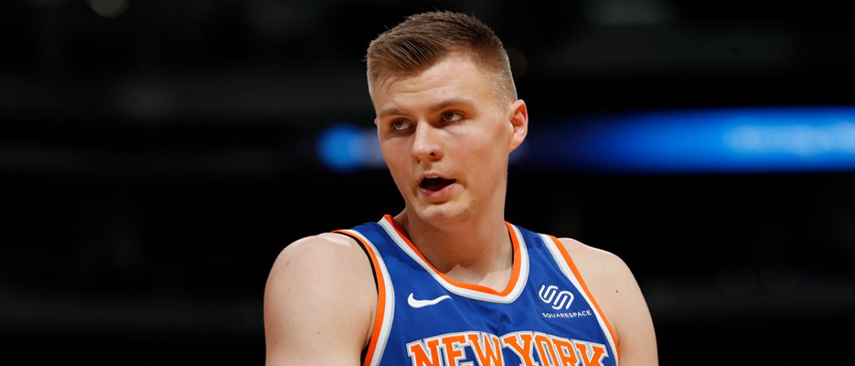 Knicks traspasan a Porzingis a Mavericks