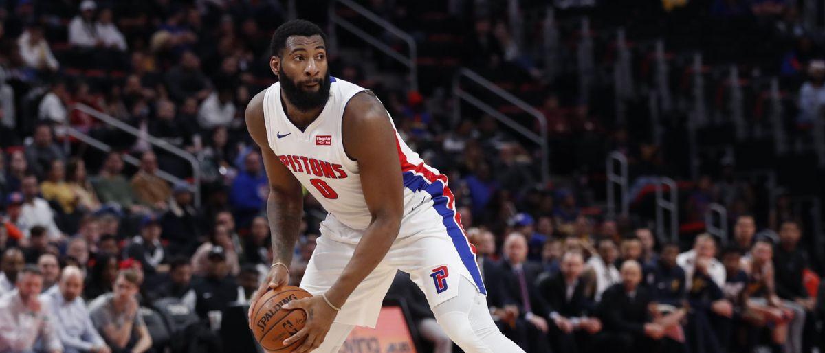 Con 27 puntos de Drummond, Pistons vencen a Nuggets 129-103