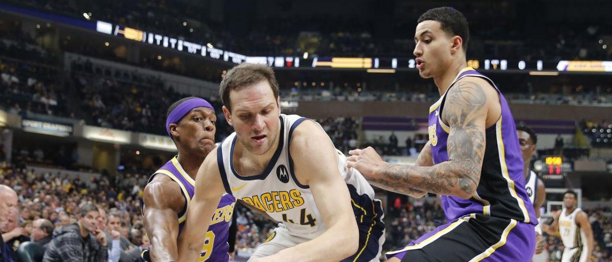 Pacers destrozan a Lakers en la peor derrota de James