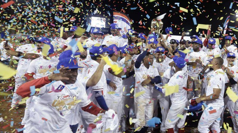 Panamá vence a Cuba y se corona campeón de Serie del Caribe