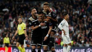 Ajax fulmina al Madrid y habrá nuevo campeón europeo