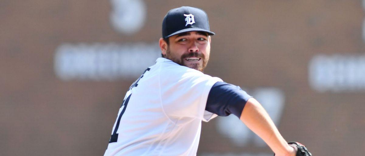 Matt Moore (Tigers) será operado para reparar menisco roto