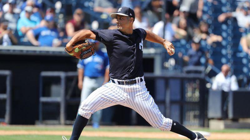 Yankees dejaron en libertad al zurdo Gio González