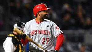 Rojos inhabilitan a Kemp por fractura en la costilla