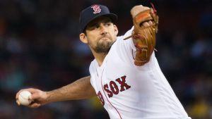 Nathan Eovaldi a la lista de lesionados de Boston
