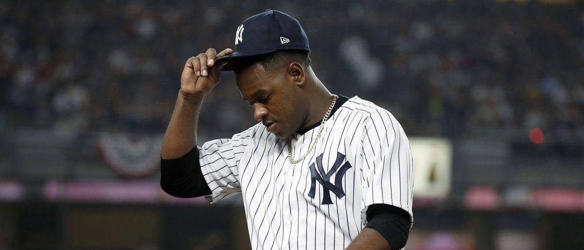 ¿Qué harán los Yankees ante lesión de Severino?