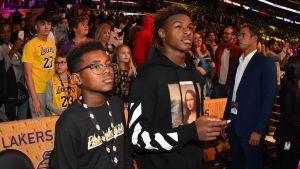 Hijos de LeBron James y Dwyane Wade serán compañeros de escuela en California