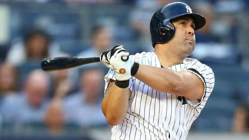 Kendrys designado para asignación por Yankees