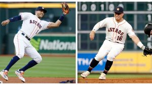 Correa y Díaz volverían después del All-Star
