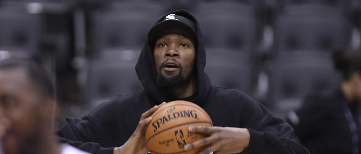 Warriors informa que Durant entrenará previo al quinto juego
