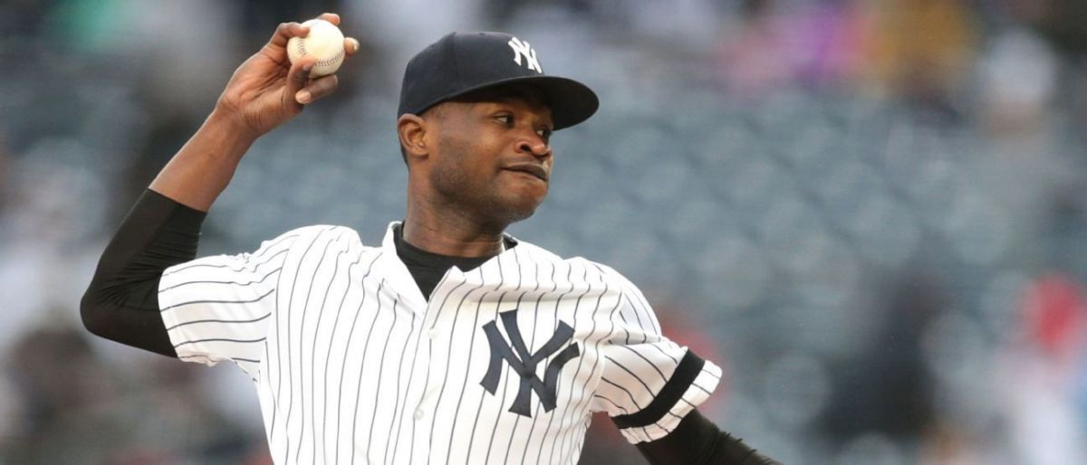 Yankees inhabilitan a Domingo Germán (cadera)