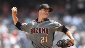 Zack Greinke cambiado de Diamondbacks a Astros