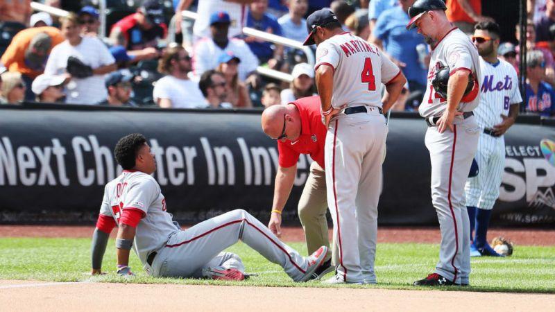 Juan Soto sin lesión grave; vuelve al lineup