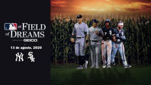 Yankees y White Sox jugarán en Iowa en el 2020
