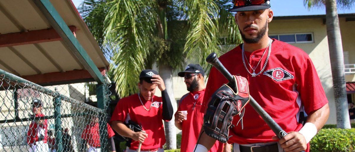 Los Leones entrenarán ahora en el complejo de los Rays de Tampa Bay en Guerra.
