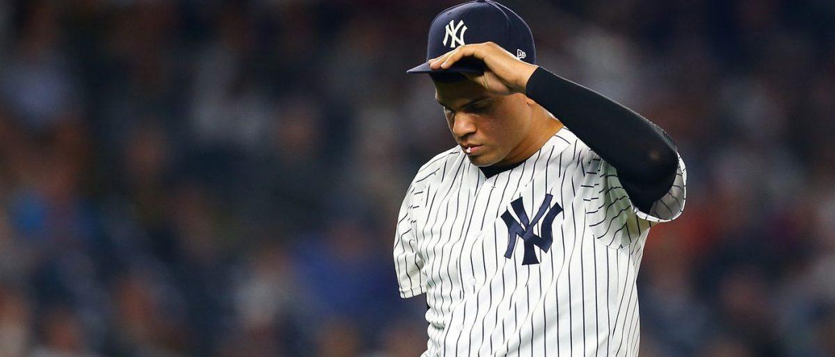Betances y Stanton volverían pronto con Yankees