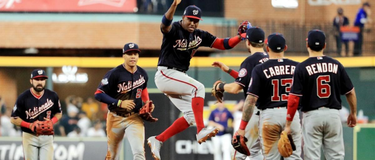 La Serie Mundial hizo historia, y no sólo en MLB