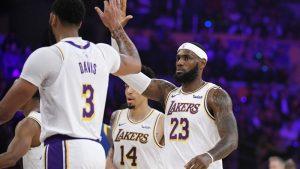 Vuelve la NBA, con más suspenso y ambiciones angelinas