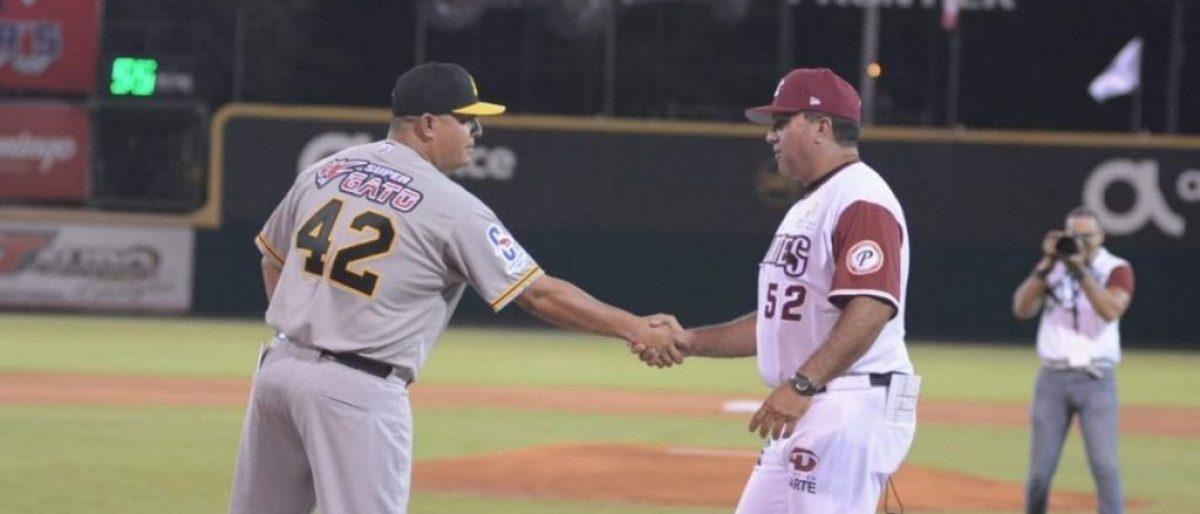 """Luis Dorante: """"Es algo normal cancelación de dirigentes en el béisbol"""""""