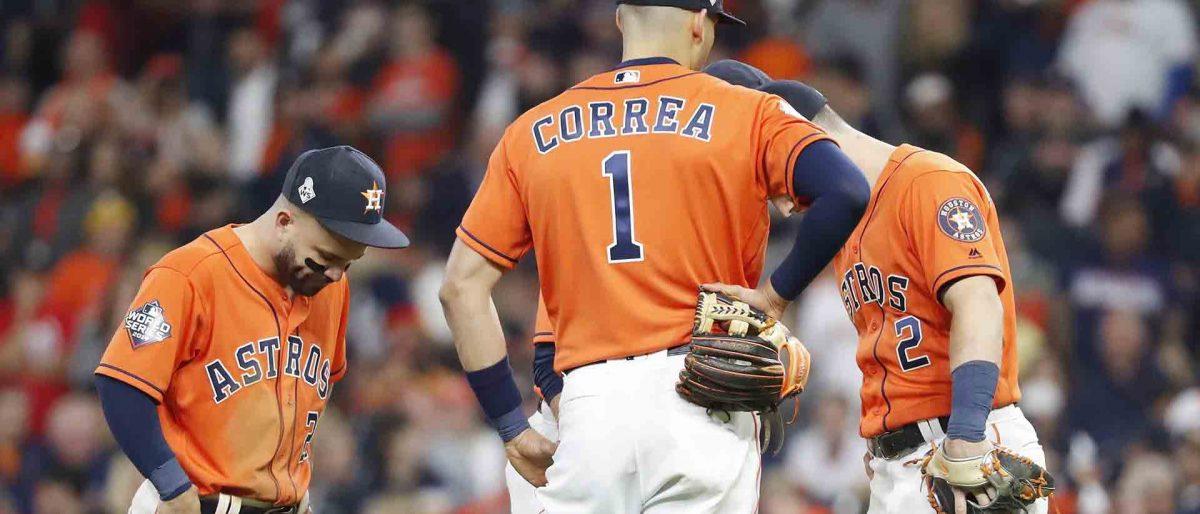 Manfred dice tener amplia autoridad para castigar a los Astros