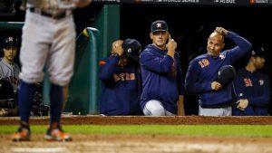 MLB investiga a Astros por posible robo señales