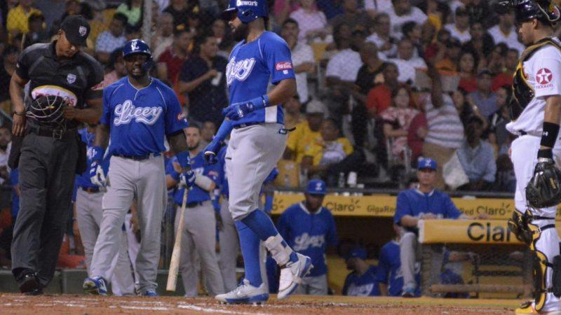 Jorge Bonifacio logra triple corona de bateo para Licey en noviembre
