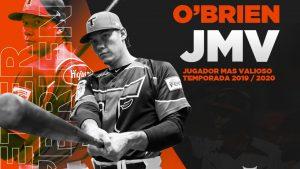 O'Brien y Rivera electos JMV y Manager del Año