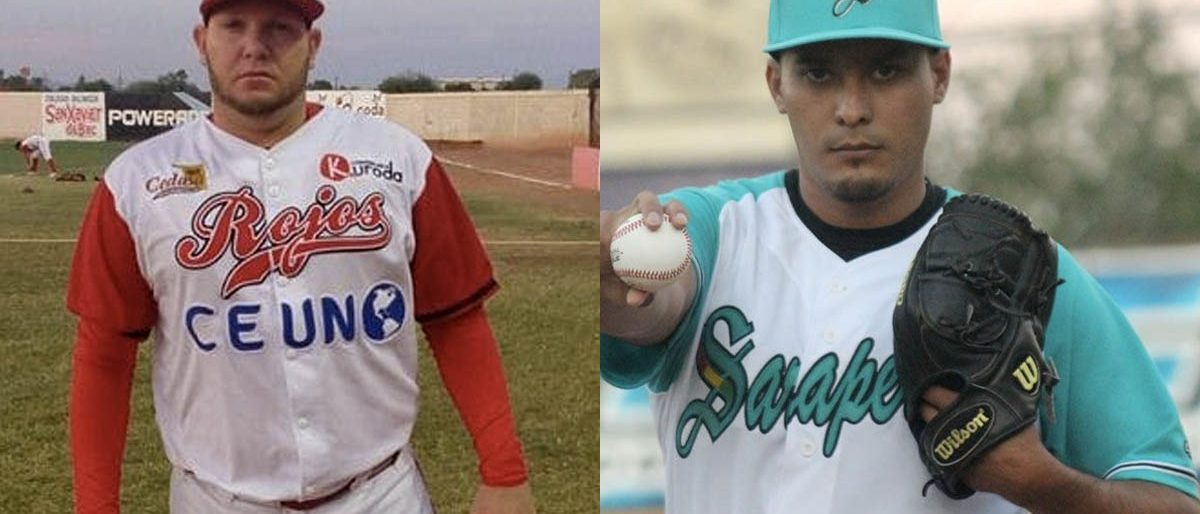 Águilas anuncian a los lanzadores Misael Siverio y Raúl Carillo