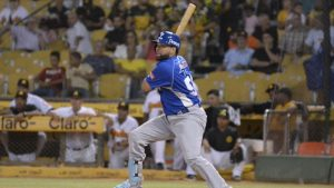 """Michael De la Cruz ha sido un MVP para el Licey"", Junior Noboa"