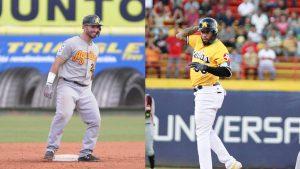 Ronny Rodríguez y Rangel Ravelo continuarán con Águilas