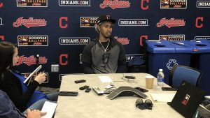 Lindor quiere ganar y quedarse en Cleveland