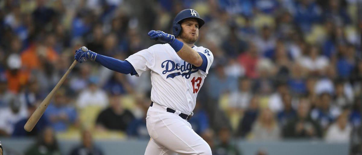 Muncy firma extensión de 3 años con los Dodgers