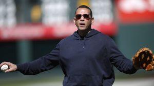 A-Rod realizará una clínica de béisbol virtual