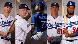 Jóvenes que están llamando la atención en Dodgers