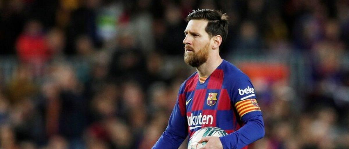 Messi y Guardiola apoyan lucha contra Covid-19 con donativo por un millón de euros cada uno