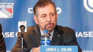 Dueño de Knicks dona plasma tras superar Covid-19
