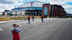 Nuevo estadio de Rangers podría ser sede regional de juegos de MLB